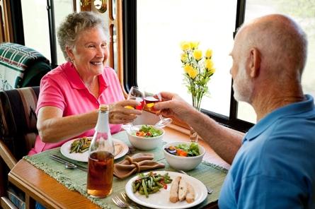 Meal Planning: Elderly Guidelines