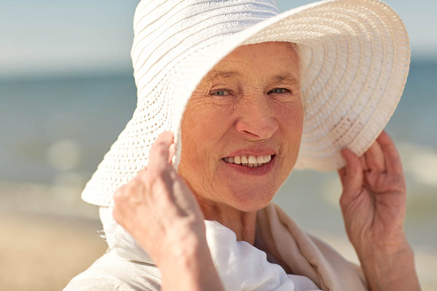 Elderly and Sun Exposure: Skin Protection for Elderly Adults | Griswold  Home Care